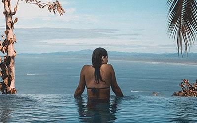 Road Trip Adventure—Pool & Beach Resort Luxury