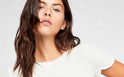 The Essential White T Shirt