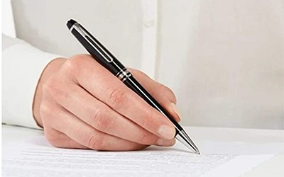 Investment Accessories—The Montblanc Pen
