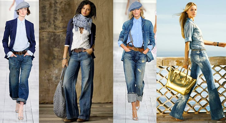 Casual Dressing with Jeans