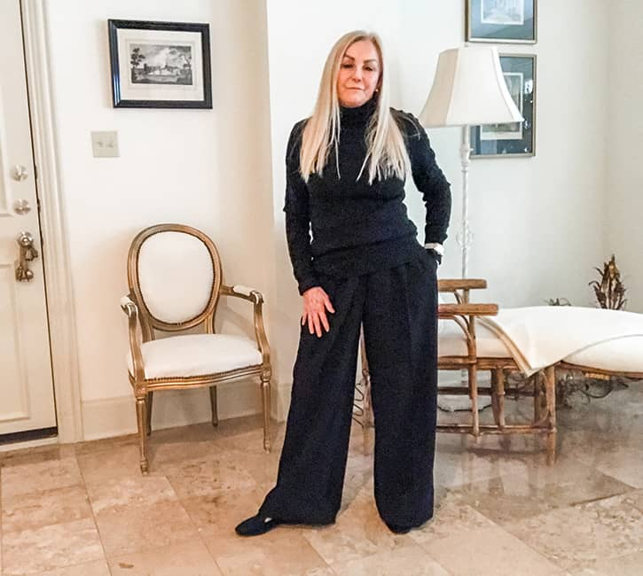 The Wide-leg Pant and Why We Are Possessed by Them!