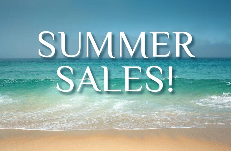 Summer Sales—You're Not Going to Want to Miss Them!